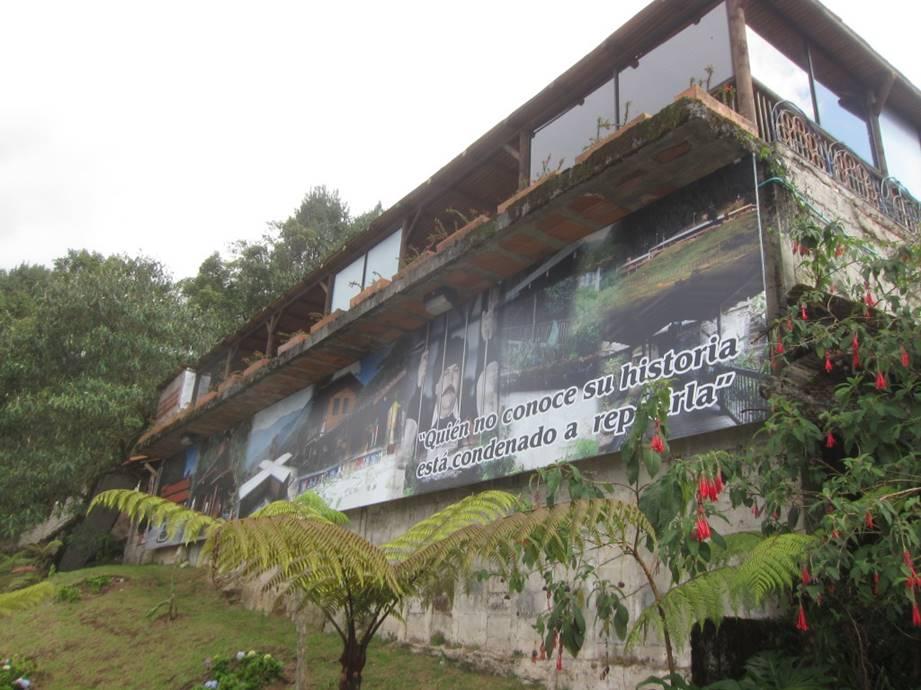 Pablo Escobar's House